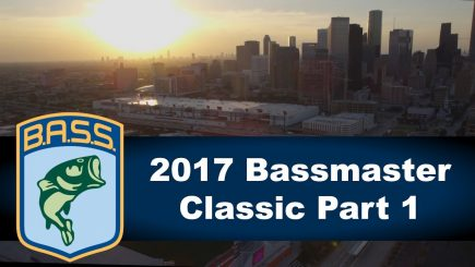 Bassmaster Classic 2017 1/3 6