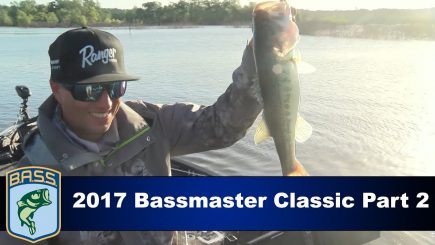 Bassmaster Classic 2017 2/3 5