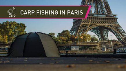 Karpfenangeln in Paris 2